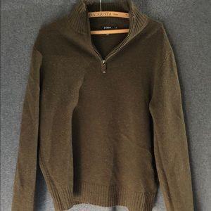 J. Crew Sweater - Olive Green